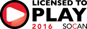 SOCAN podcast license